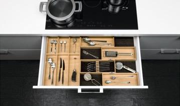 Bei Einbauküchen kommt es auch auf die Details an