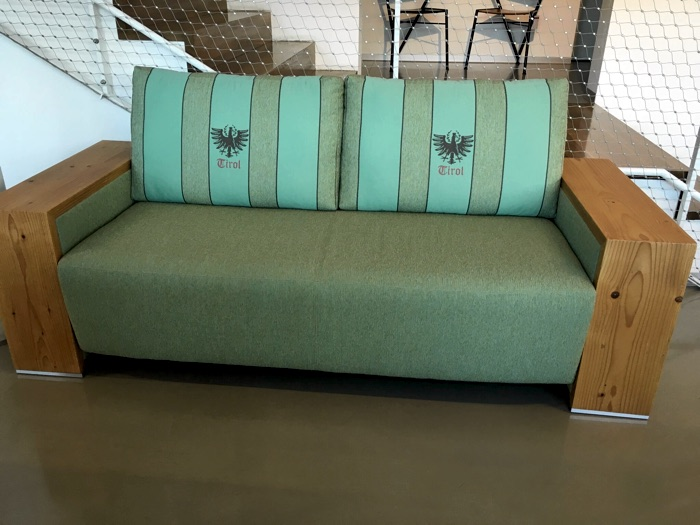 Sofa Modell Tirol