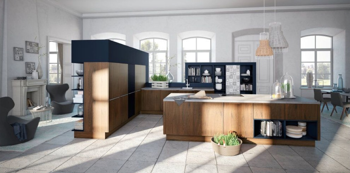 Einbauküchen vom Fullservice-Profi - Möbel Moriel GmbH | {Alno küchen mit kochinsel 19}