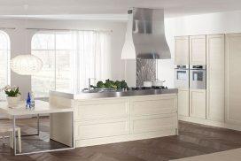 Glamour – Küche im Landhausstil