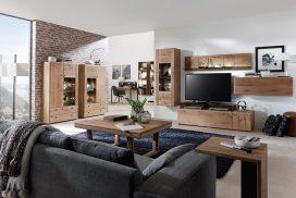 Wohnzimmer in Kerneiche