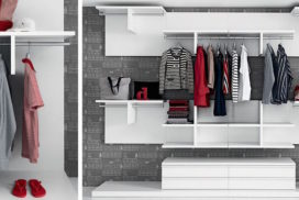 Schlafzimmer-Schrank