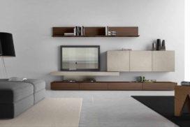 Moderne Wohnwand, TV-Möbel