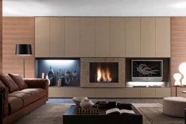 Wohnzimmerschrank, TV-Mobiliar