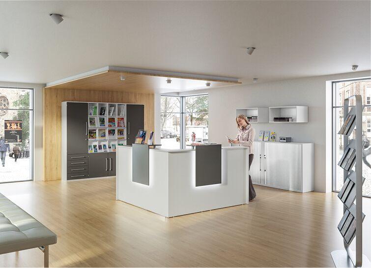 Büromöbel zum Gestalten Ihres Arbeitsplatzes - Möbel Moriel GmbH