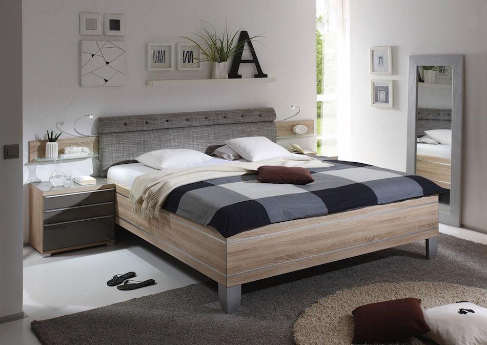 Bett, Nachtkästchen