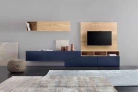 Wohnwand modern