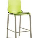 Barhocker, Sitzschale Acrylglas