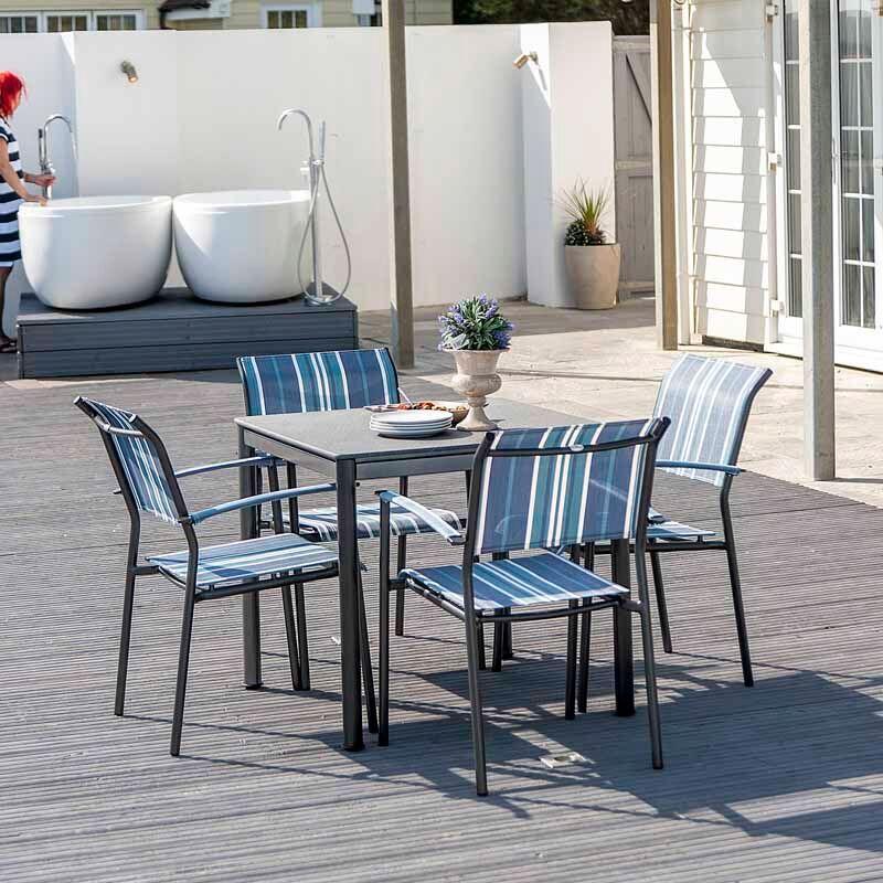 Gartenmobel weis metall  Gartenmöbel auch für Terrasse oder Balkon - Möbel Moriel GmbH