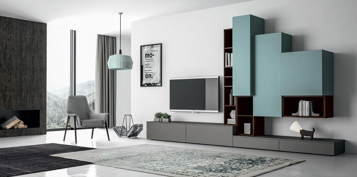 Modernes Wohnraum-Design