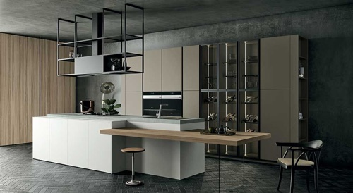 Nachhaltige Küchen-Produktion