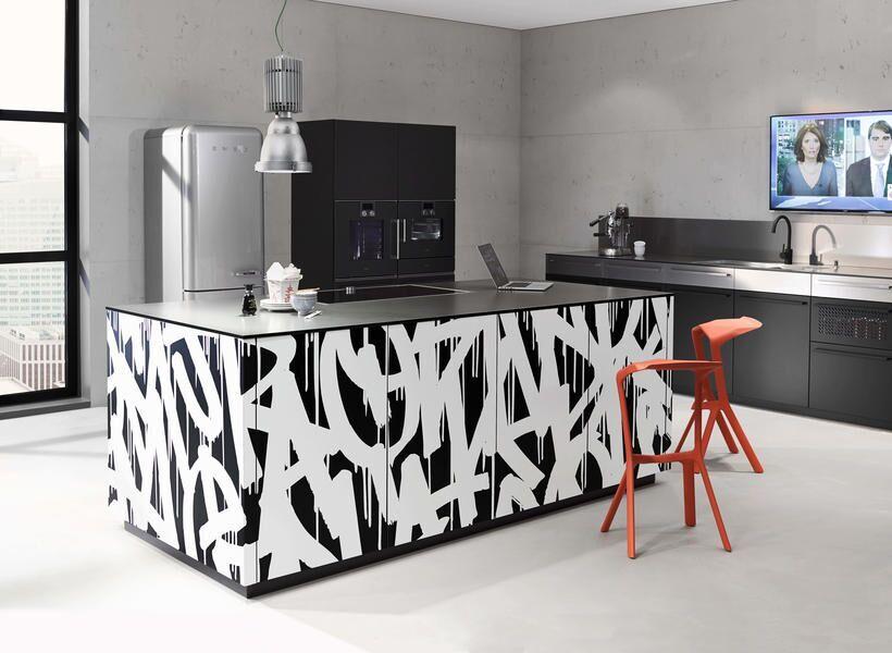 Küche Neo-Loft