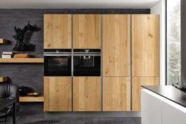Küchendetail Einbaugeräte