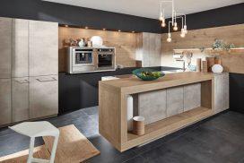 Küche Stone-Beton