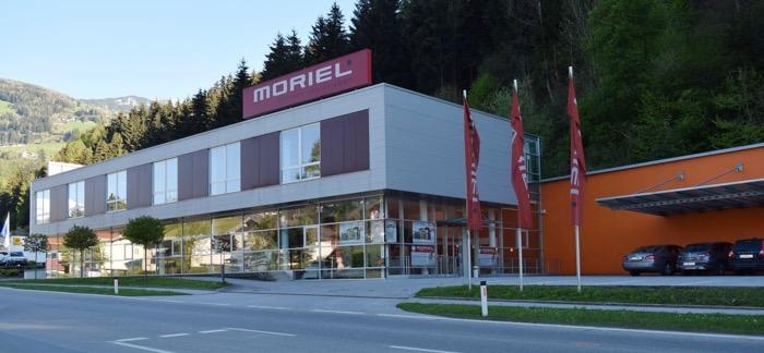 Möbelhaus Moriel – Aussenansicht