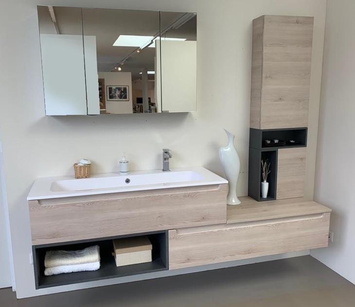 Badezimmerverbau Abverkauf