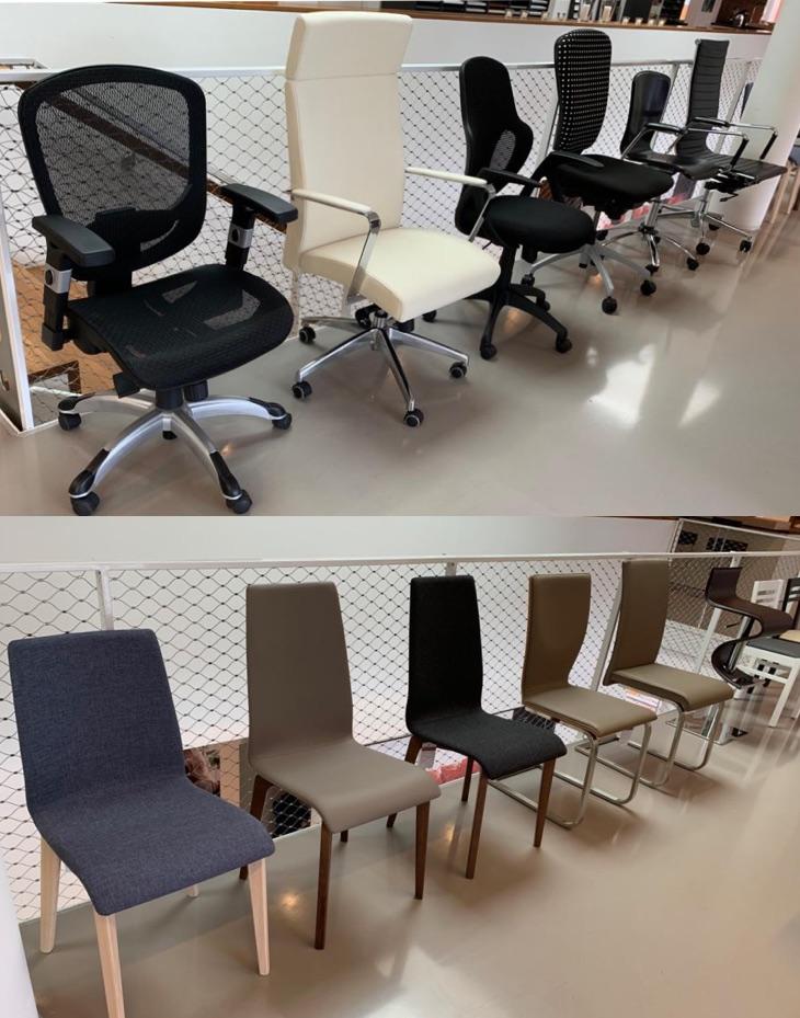 Büro- und Einzelstühle Abverkauf