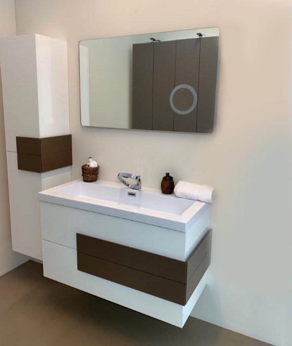 Badezimmermöbel Cronos